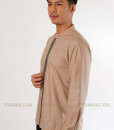 baju koko modern  soft-brown(3)