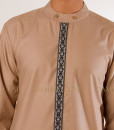 baju koko modern  soft-brown(4)