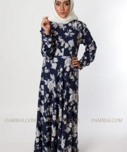 Model Baju Gamis Modern Dammai