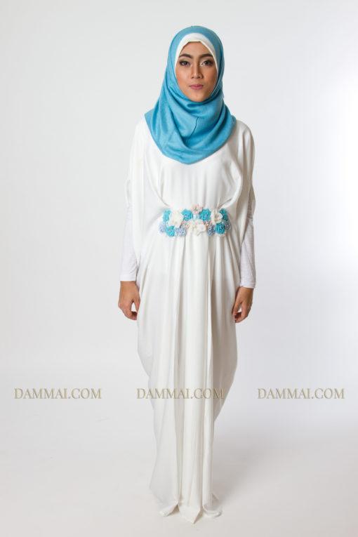 kaftan white-blue (1)