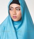 blue sky hijab pashimina 1002