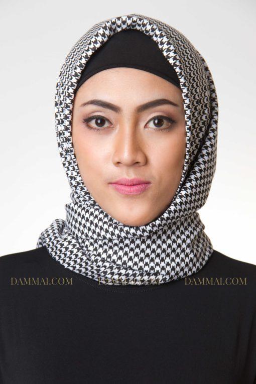 modern rocket hijab segi empat 1501
